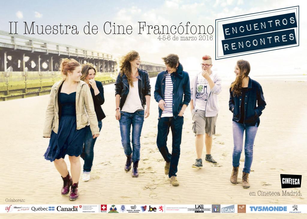 Muetra de Cine Francófono