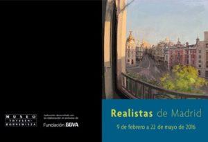 Realistas de Madrid - Museo Thyssen