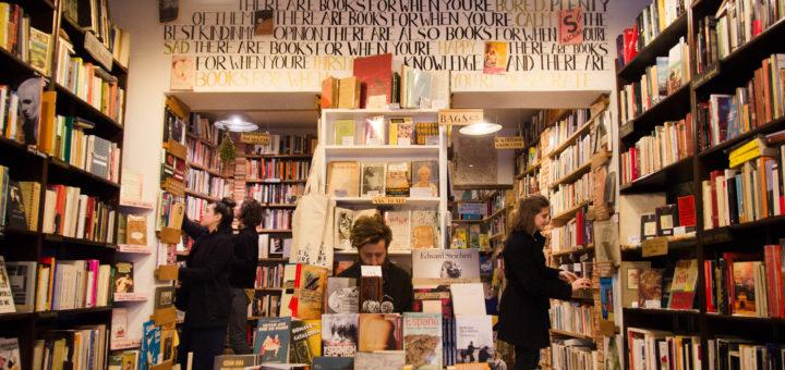 Librairie Desperate Litterature
