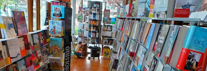 Librairies françaises - Librería El Bosque
