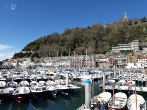San Sebastián - Le port