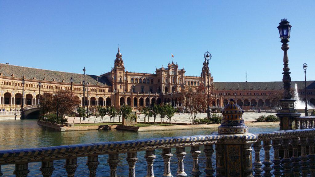 Séville - Plaza de España