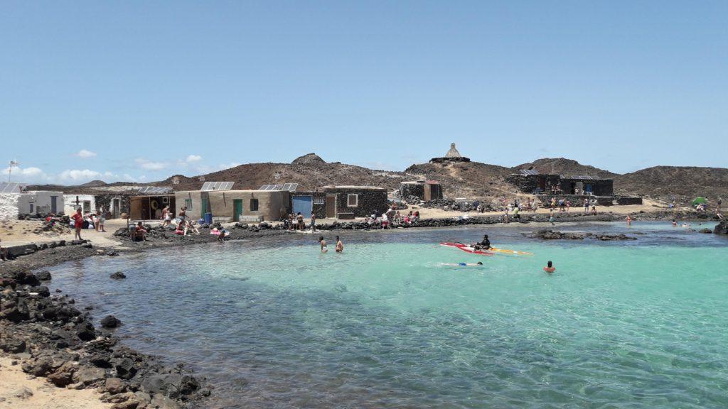 Fuerteventura - Isla de los Lobos
