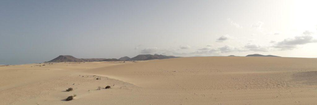 Fuertevenura - Dunes Corralejo