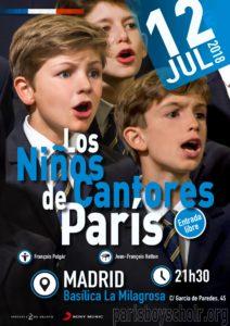 Les Petits Chanteurs de Paris