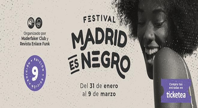 Madrid es negro - Febrero