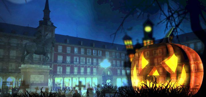 Halloween 2019 à Madrid