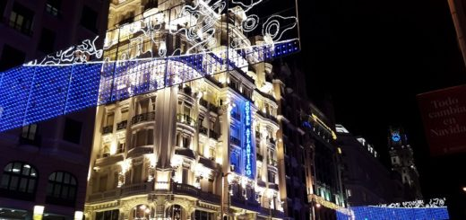 Noël à Madrid